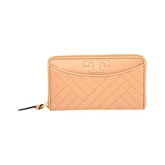 9cd2db70c Image Unavailable. Image not available for. Color  Tory Burch Alexa Ladies  Large Leather Wallet 43054256