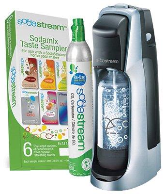Sodastream-Usa-1012111017-Jet-Home-Soda-Maker-Starter-Kit-Black-Silver