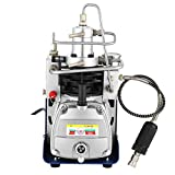 Smarketbuy 30MPa Adjustable Auto-Stop 110V Electric Air Compressor Pump High Pressure Airgun Compressor Rifle PCP Inflator Air Pump