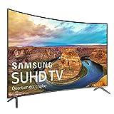 "Samsung 55"" Class Curved 4K SUHD Smart LED TV - UN55KS850D"
