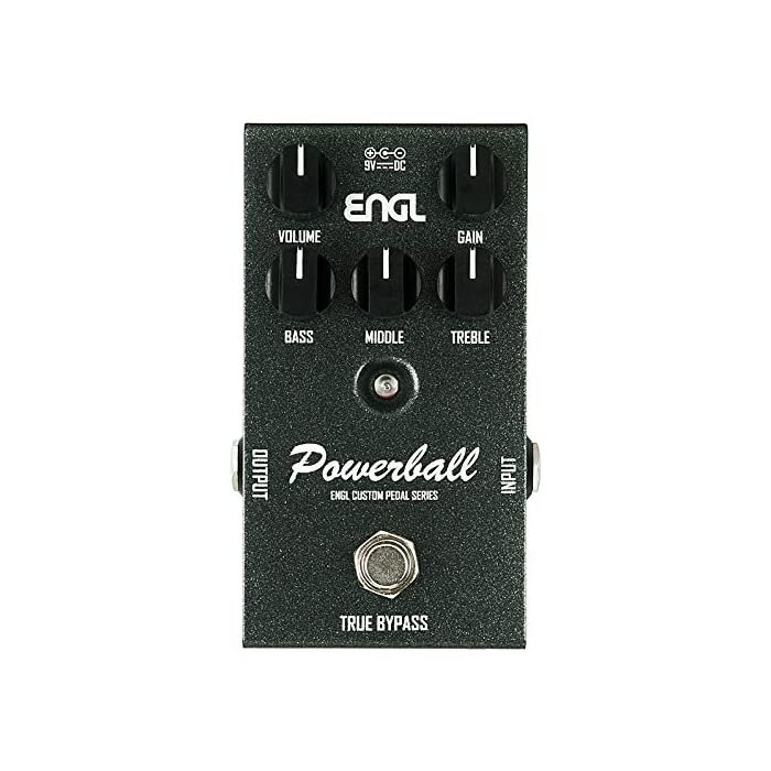 エフェクター画像 ENGL POWERBALL CUSTOM PEDAL