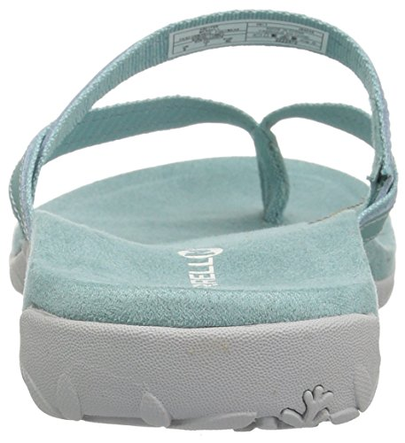 pastel Womens Ladies Merrell Sandals Terran Ari Flop Post Bleu Flip Breathable qwfRvUfW4