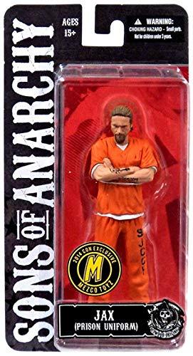 Mezco Sons of Anarchy Jax Prison Action Figure SDCC 2014 Exclusive]()