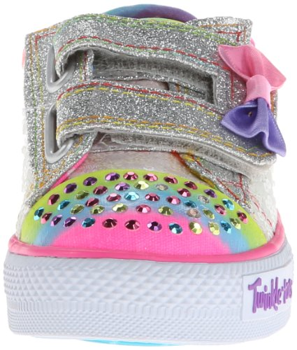 Skechers Shuffles Sweet Steps Mädchen Sneakers White and multicoloured
