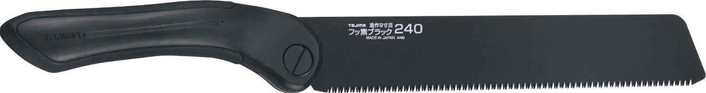 Tajima GK-SS240Z9FB Scie de pr/écision 240mm Noir