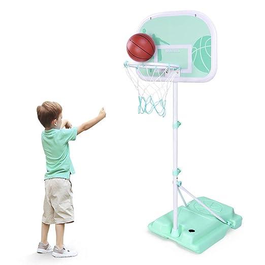 T&P Soporte De Sistema De Aro De Baloncesto De Altura Ajustable ...
