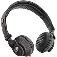 House of Marley EM-JH053-MI Marley Riddim Midnight On-Ear Headphones