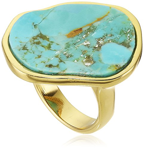 Barse Genuine Turquoise Ring, Size 7