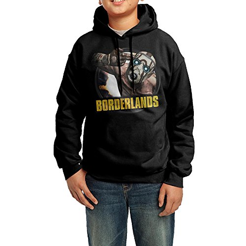Price comparison product image Borderlands First-person Shooter Game Youth Hoodie Family