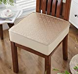 DADAO Chair Pads Office Chairs,Square Bamboo mat Thickening Sponge - 5 cm-G 45x45cm(18x18inch)