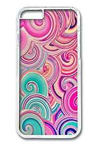 iPhone 6 Cases - Custom Design Covers for iPhone 6 PC Clear Cover - Color 02