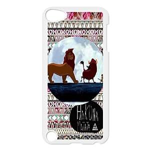CHENGUOHONG Phone CaseThe Lion King,No Worries Hakuna Matata FOR Ipod Touch 5 -PATTERN-2