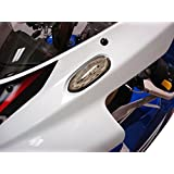 Hotbodies Racing S06GS-SIG-SMK LED Blinker/Mirror Block-Off with Smoke Lens