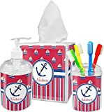 Sail-Boats-Stripes-Soap-Lotion-Dispenser-Personalized
