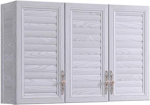Gabinete de Pared de Tres Puertas for el hogar Armario de Gran ...