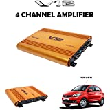 V12 Car 4 Channel Amplifier