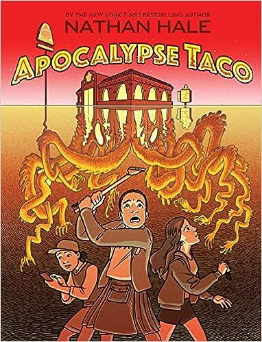 Amazon Com Apocalypse Taco 9781419733734 Hale Nathan Books