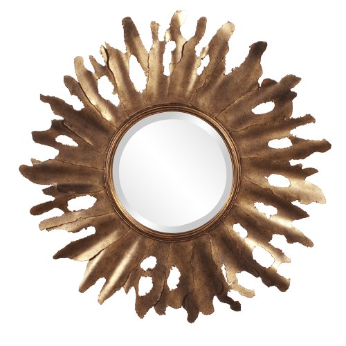Howard Elliott  Compass Starburst Mirror