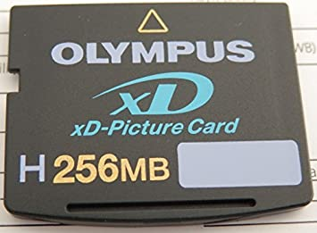 Amazon.com: Olympus 202030 h-256 MB XD Picture Card (Retail ...
