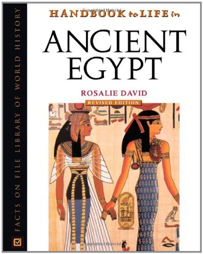 - Handbook to Life in Ancient Egypt