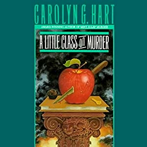 A Little Class on Murder Audiobook