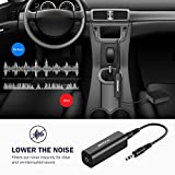 Mpow Ground Loop Noise Isolator for Car Audio/Home