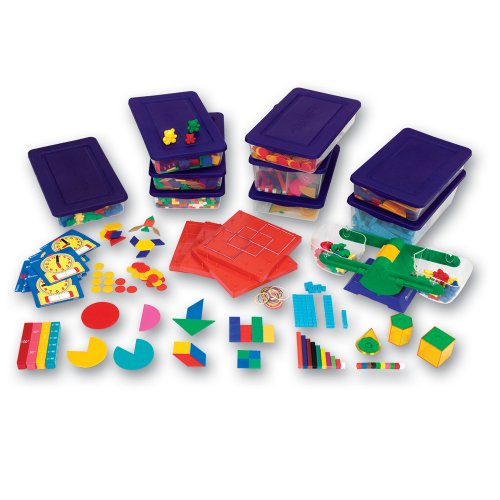 Learning Resources Hands-On Standards Manipulatives Kit: Grades 3-4 by Learning Resources