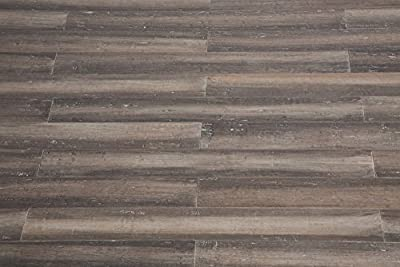 Solid Strandwoven Luna 1/2 in. x 5-5/8 in. x 72-3/4 in. Length Tongue & Groove Bamboo Flooring (16.96 sq. ft./case)