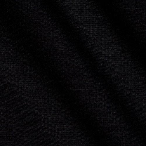 Robert Kaufman Kona Cotton Solid 108in Wide Quilt Back Black Fabric By The Yard