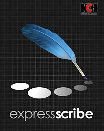 Express Scribe Transcription Software - Use with Foot Pedal for Transcription [Download]