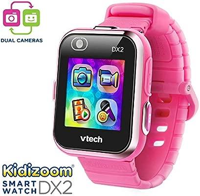 VTech Kidizoom Smartwatch DX2, Pink Reloj de pulsera Masculino ...