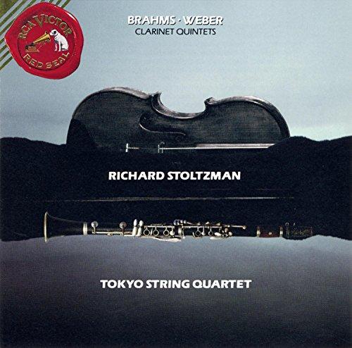 Clarinet Richard Stoltzman (Clarinet Quintets)