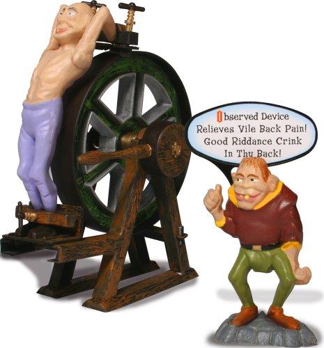Medieval Torture Wheel Rack