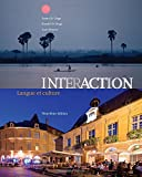 img - for Interaction: Langue et culture (Book Only) (World Languages) book / textbook / text book