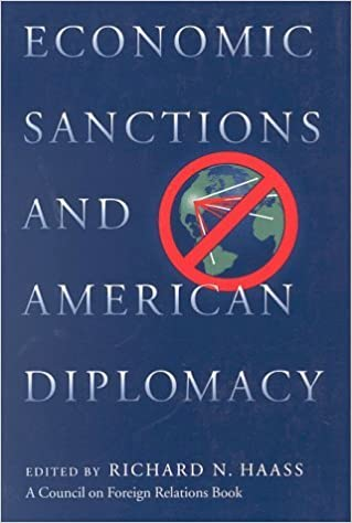 Economic Sanctions and American Diplomacy (Critical America) (1998-06-01)