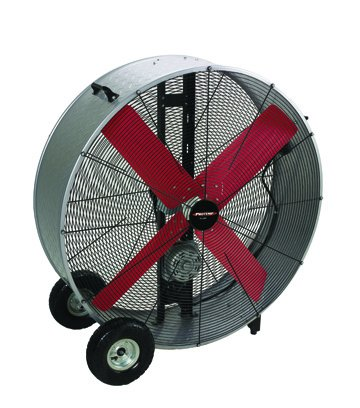 36 Heavy-Duty Belt Drive Drum Fan by Pro-Temp B000W9I9PC