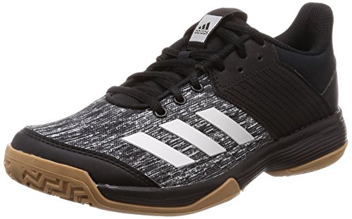 Black White De Met Noir Chaussures silver core Femme ftwr Adidas 6 Ligra Volleyball Wqw8txy7Rg