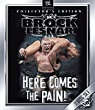 WWE: Brock Lesnar - Here Comes the Pain! (Collectors Edition) [Blu-ray]