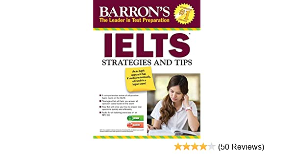 Amazon com: IELTS Strategies and Tips with MP3 CD