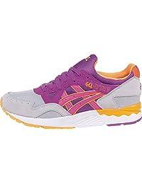 ASICS MENS GEL LYTE V SNEAKER Grey - Footwear/Sneakers 10.5