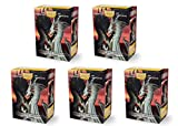 5 Packs Dragon Shield Classic Art Valentine Dragons Standard Size 100 ct Card Sleeves Value Bundle!