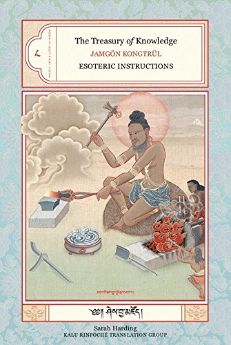 The Treasury of Knowledge: Book Eight, Part Four: Esoteric Instructions (Bk.8, Pt. 4) pdf