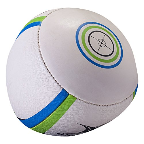 Gilbert Rebounder Match Rugby Ball by Gilbert