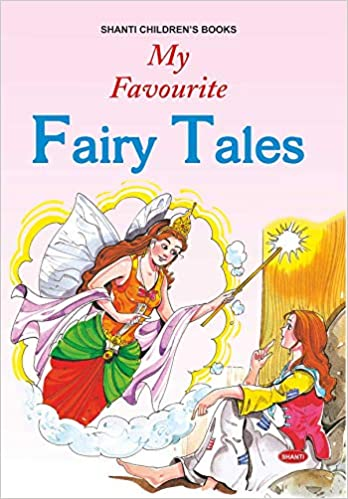 Buy My favourite Fairy Tales Story Book For Kids (English