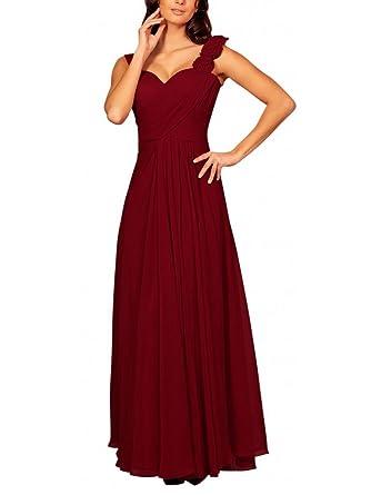 Abendkleid rot 50
