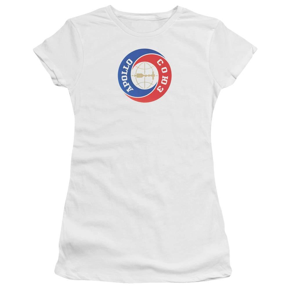 Trevco Nasa Apollo Soyuz Juniors Sheer Fitted Shirts