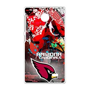 Airzonr Cradinals Cell Phone Case for Nokia Lumia X