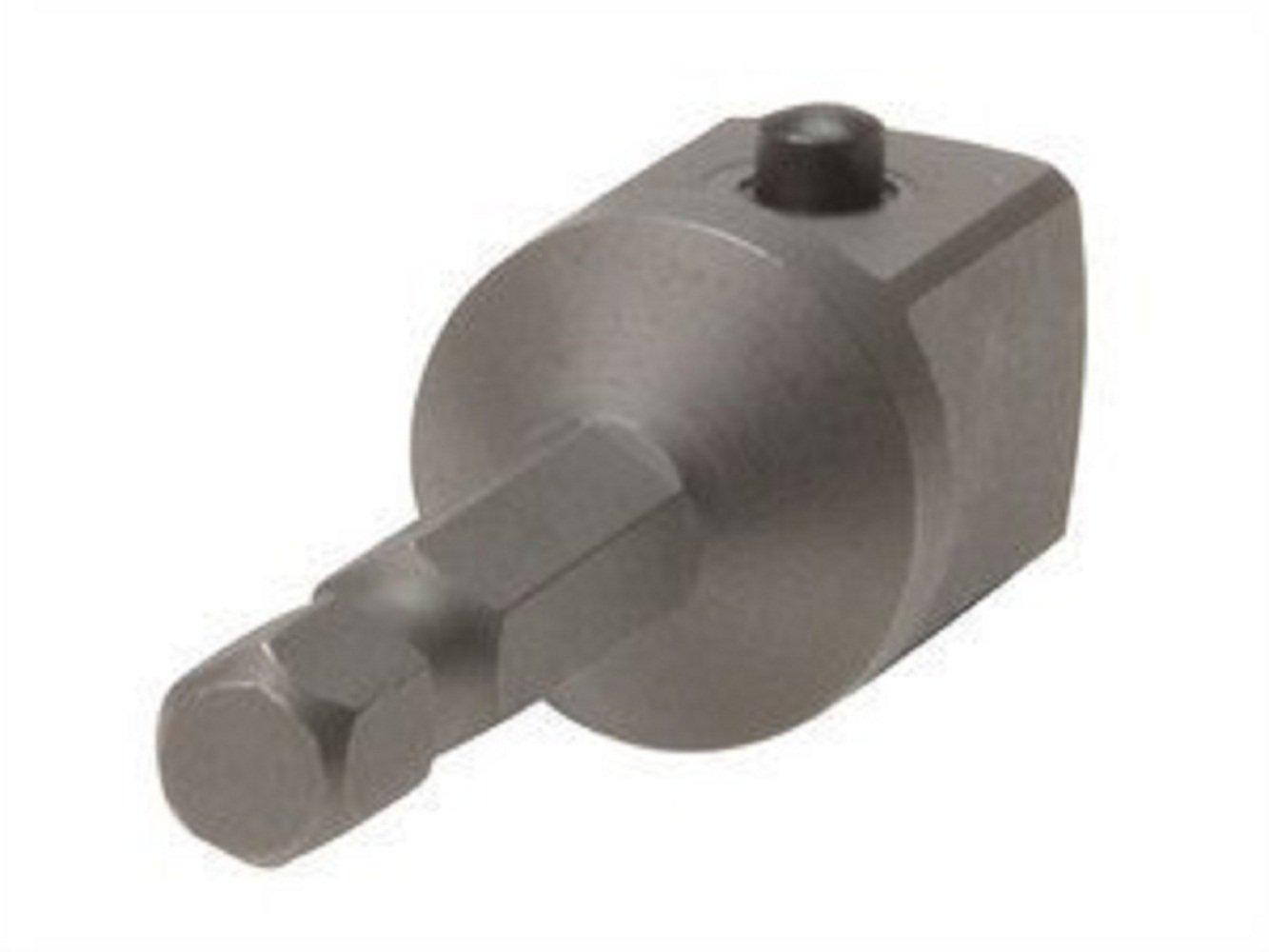 DeWalt DT7512-QZ Adaptador DT7512-QZ-de 1/4 Hexagonal a 12 Pulgadas Cuadrado, Set de 5 Piezas