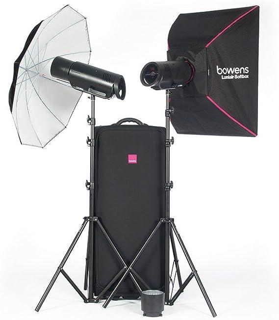 Bowens Kit Studie Blitzgeräte Enthaltener 2 Xms 500 Kamera