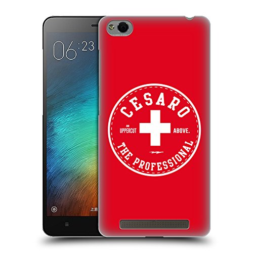 Official WWE The Professional Cesaro Hard Back Case for Xiaomi Redmi 3